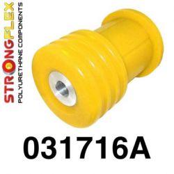 031716A: Zadná nápravnica - silentblok uchytenia SPORT