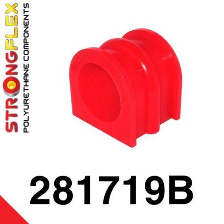 281719B: Predný stabilizátor - silentblok uchytenia