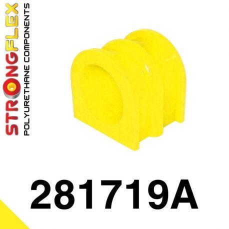 281719A: Predný stabilizátor - silentblok uchytenia SPORT