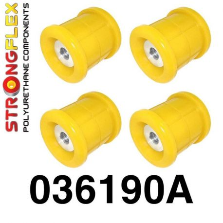 036190A: Sada silentblokov zadnej nápravnice E39 Sedan SPORT