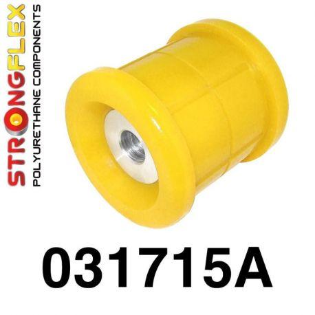 031715A: Zadná nápravnica - silentblok uchytenia SPORT