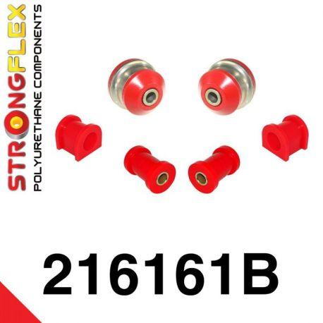 216161B: Predná náprava - sada silentblokov
