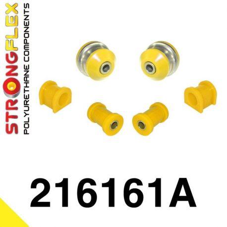 216161A: Predná náprava - sada silentblokov SPORT