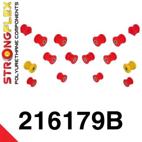 216179B: Sada silentblokov zadnej nápravy