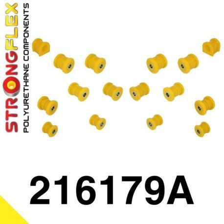 216179A: Sada silentblokov zadnej nápravy SPORT