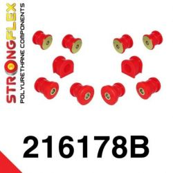 216178B: Predná náprava - sada silentblokov