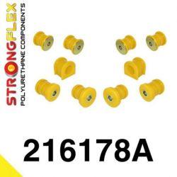 216178A: Predná náprava - sada silentblokov SPORT