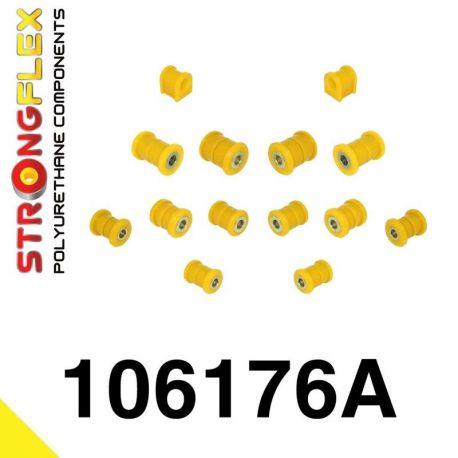 106176A: Sada silentblokov zadnej nápravy SPORT