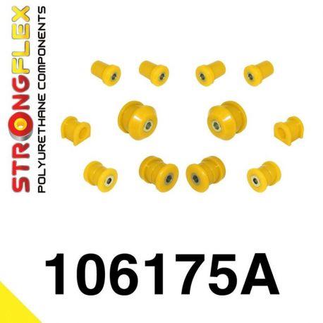 106175A: Predná náprava - sada silentblokov SPORT