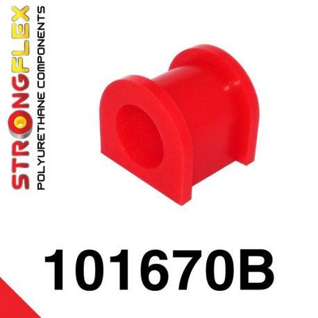 101670B: Predný stabilizátor - silentblok uchytenia