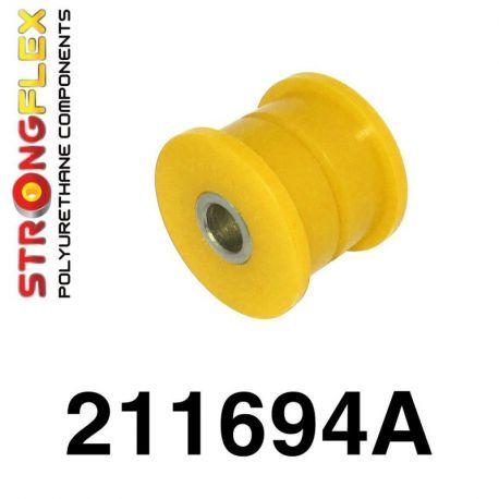 211694A: Predný Zadné vlečené rameno - silentblok uchytenia 46mm SPORT