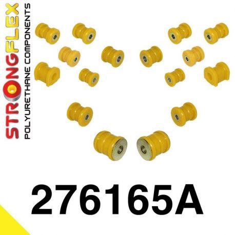 276165A: Sada silentblokov zadného pruženia SPORT