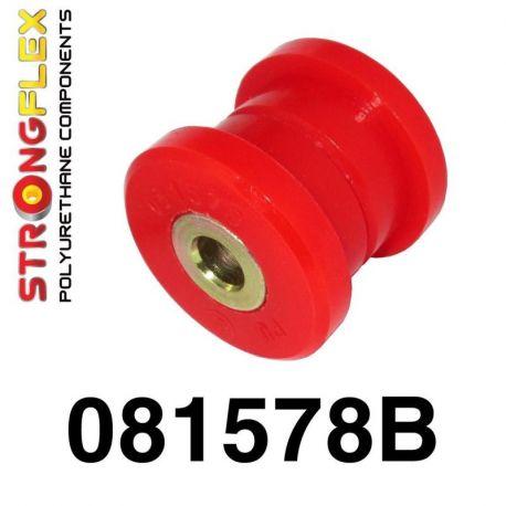 081578B: Zadné priečne rameno - silentblok uchytenia