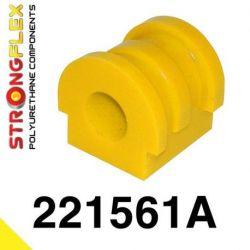 221561A: Predný stabilizátor - silentblok uchytenia SPORT