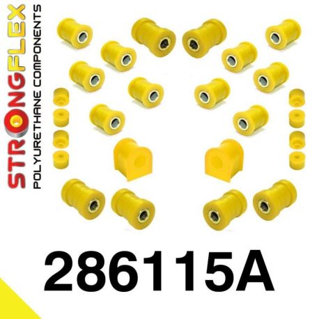286115A: Sada zadného pruženia SPORT