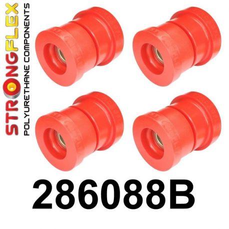 286088B: Zadná nápravnica - silentblok uchytenia Sada