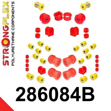 286084B: Set predných a zadných silentblokov