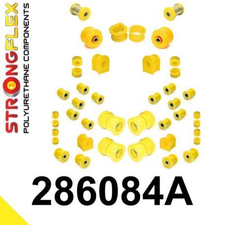286084A: Set predných a zadných silentblokov SPORT