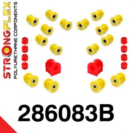 286083B: Set zadných silentblokov
