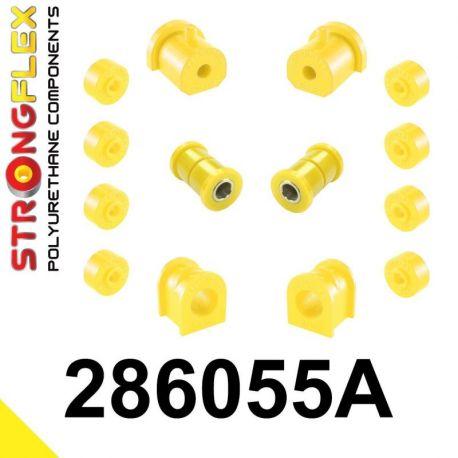 286055A: Predná náprava - sada silentblokov SPORT