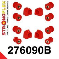 276090B: Predný a Zadný stabilizátor - SADA silentblokov