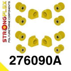 276090A: Predný a Zadný stabilizátor - SADA silentblokov SPORT