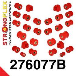 276077B: Kompletná SADA silentblokov IMPREZA LEGACY
