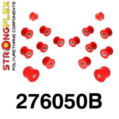 276050B: Sada silentblokov zadnej nápravy