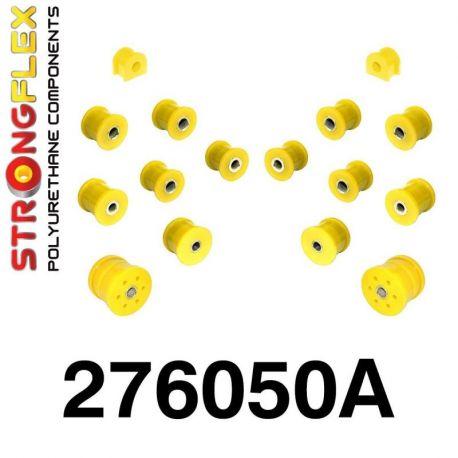 276050A: Sada silentblokov zadnej nápravy SPORT