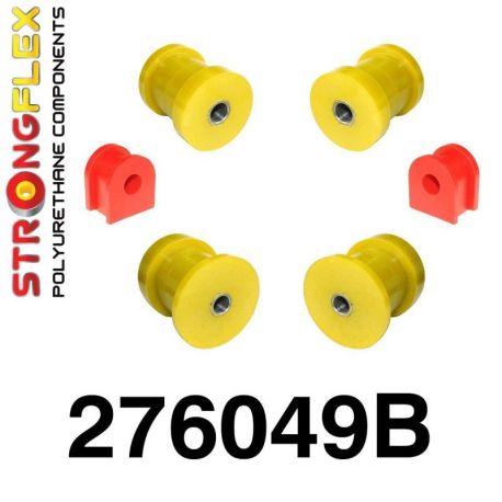 276049B: Predná náprava - sada silentblokov