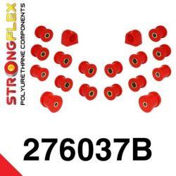 276037B: Zadná náprava - SADA silentblokov
