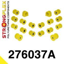 276037A: Zadná náprava - SADA silentblokov SPORT