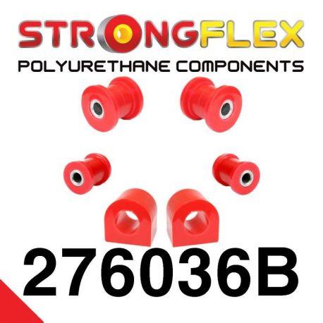 276036B: Predný stabilizátor - silentblok uchytenia Sada