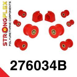 276034B: Predná náprava - sada silentblokov
