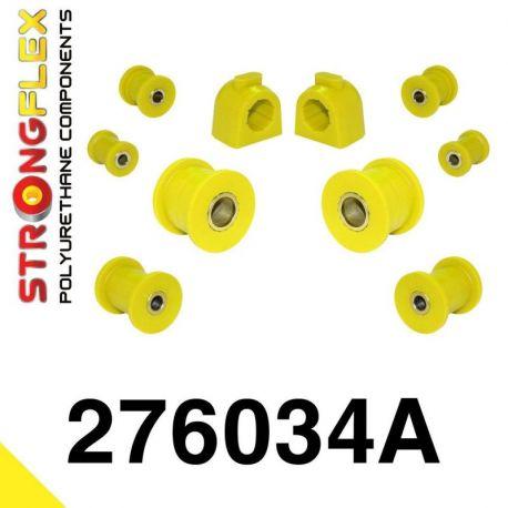 276034A: Predná náprava - sada silentblokov SPORT