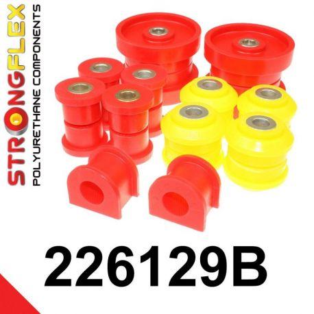 226129B: Zadná náprava - sada silentblokov