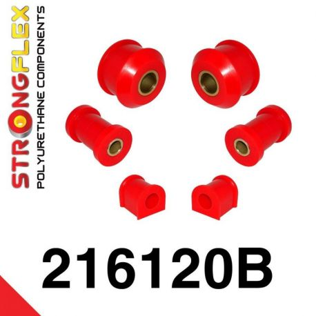 216120B: Sada predného pruženia