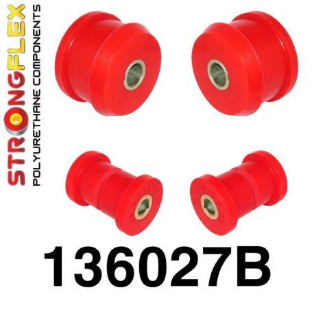 136027B: Predné rameno - vnútorný silentblok Sada