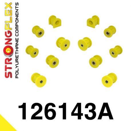 126143A: Sada silentblokov zadnej nápravy SPORT