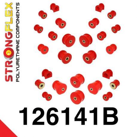 126141B: Kompletná sada silentblokov