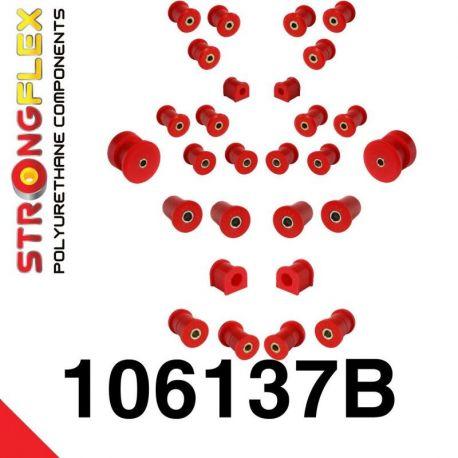 106137B: Kompletná sada silentblokov