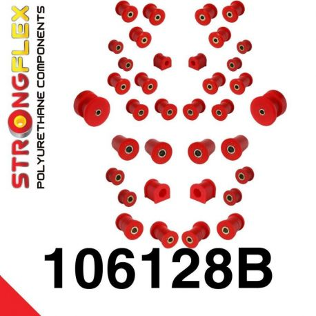 106128B: Kompletná sada silentblokov