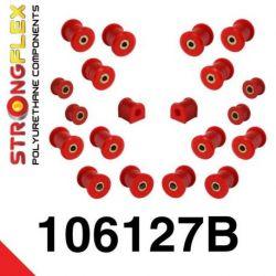 106127B: Sada zadného pruženia