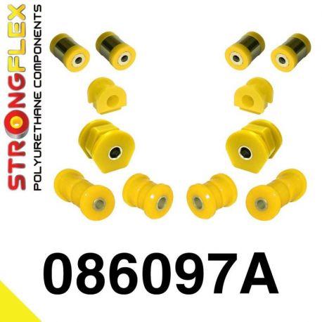 086097A: Predná náprava - sada silentblokov SPORT