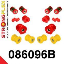 086096B: Predná náprava - sada silentblokov