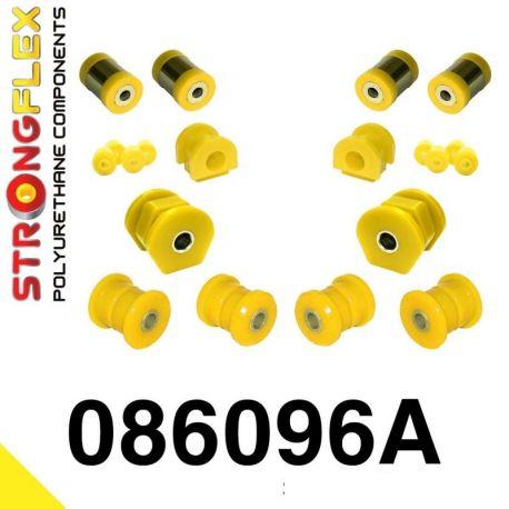 086096A: Predná náprava - sada silentblokov SPORT