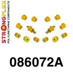 086072A: Sada silentblokov zadnej nápravy bez (081105B) EU-version SPORT