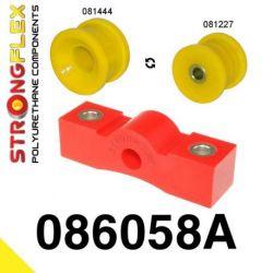 086058A: Sada silentblokov radiacej páky Sada SPORT