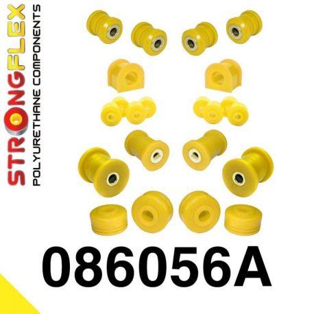 086056A: Predná náprava - sada silentblokov SPORT
