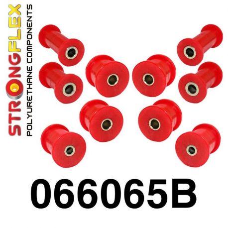 066065B: Podvozkové silentbloky Sada